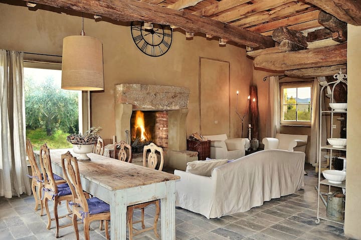 Tobacco Loft, your charming villa in Tuscany - Anghiari - House