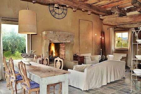 Tobacco Loft, your charming villa in Tuscany - Anghiari - Talo