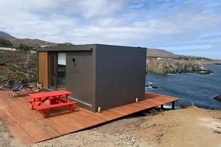 Casa Primera Línea Mar - Ochoquebradas / Los Vilos