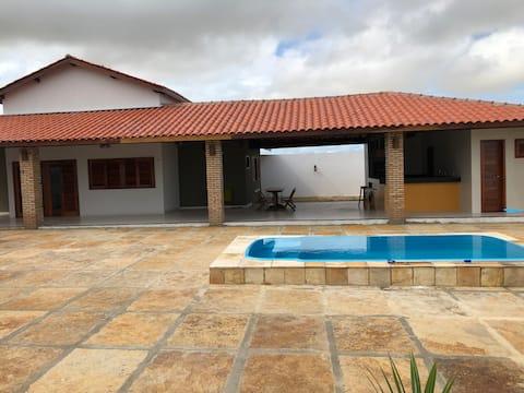 Linda casa de Praia em Luís Correia -Pi