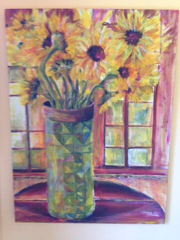 Sunflower Room in the countryside - Auburn - Bed & Breakfast