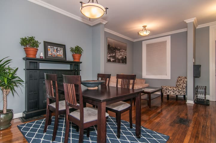 Charming home in the heart of the Glebe/Lansdowne