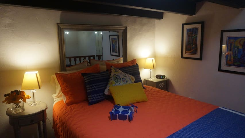 Another angle of bedroom