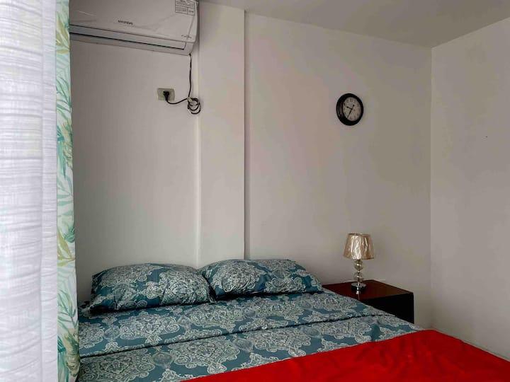 Casa muy cómoda con un ambiente tranquilo y seguro