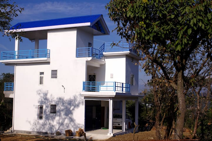 Vayu Kutir - An IAF Veteran's Cottage