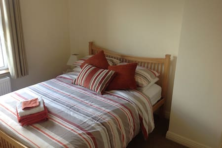 Bright, spacious double room. - Terenure - House