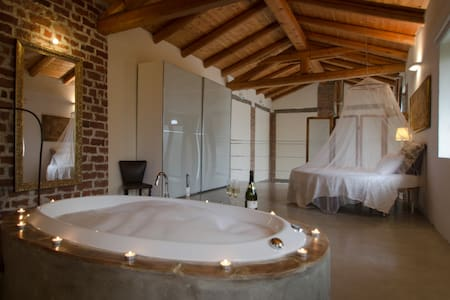 """Alto Monferrato Country House """"Il Riposo"""" Alba - San Damiano D'asti - 別墅"""