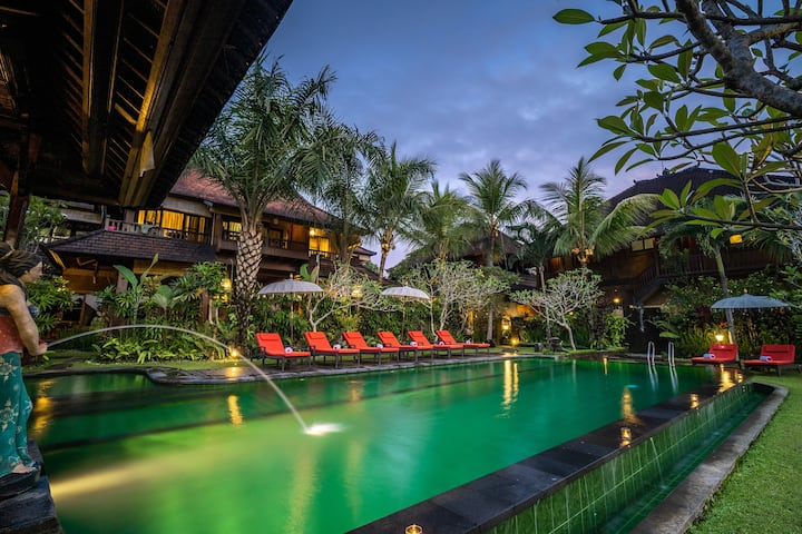 Bliss Ubud Spa and Bungalow
