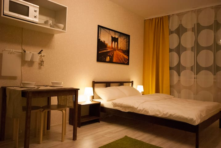 Business class house Apt Begovaya - Moskva - Leilighet