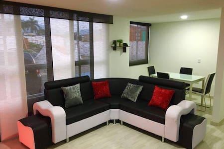 Apartamento Amoblado en el Eje Cafetero Pereira - Dosquebradas - Departamento