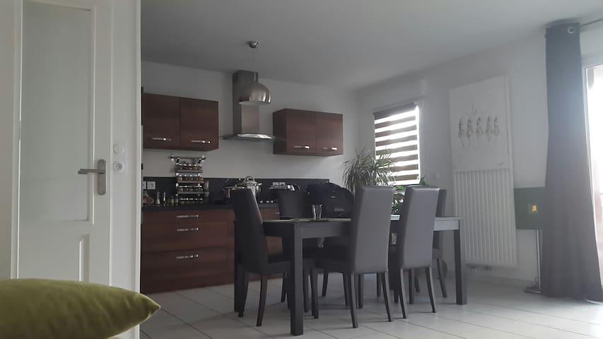 En Rillardie - Rillieux-la-Pape - Apartment