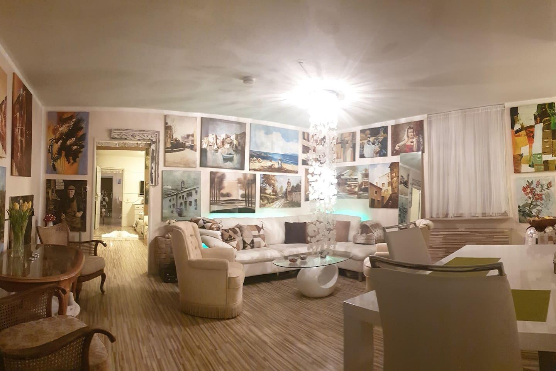 Wohnungzimmer