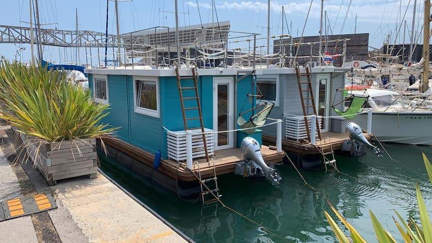 Rent Superior  Boat Haus Mediterranean Experience