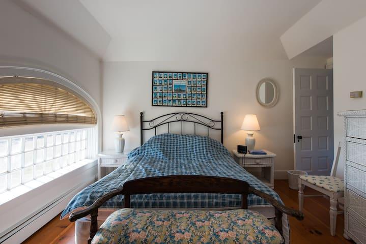 Eastern Wing Bedroom.