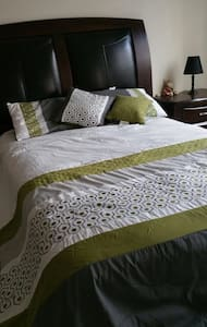 Sweet, comfy, private room - 卡罗敦(Carrollton) - 公寓