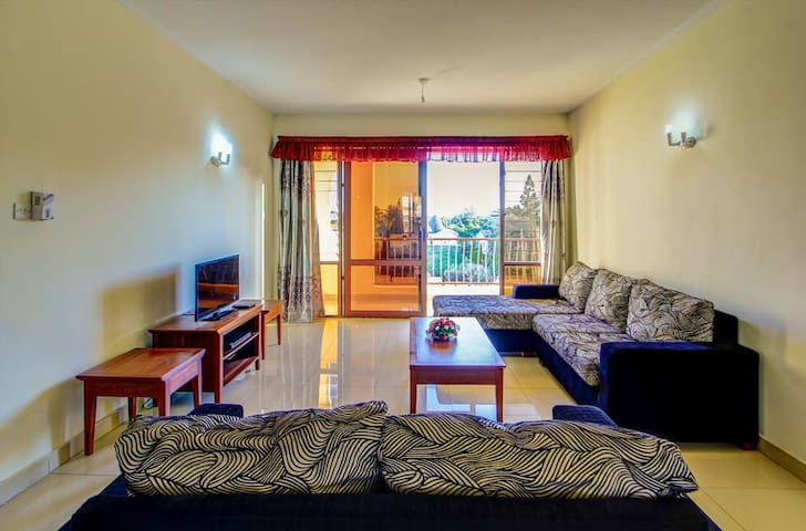Nice 3 bedroom Apartment in Nyali - Mombasa