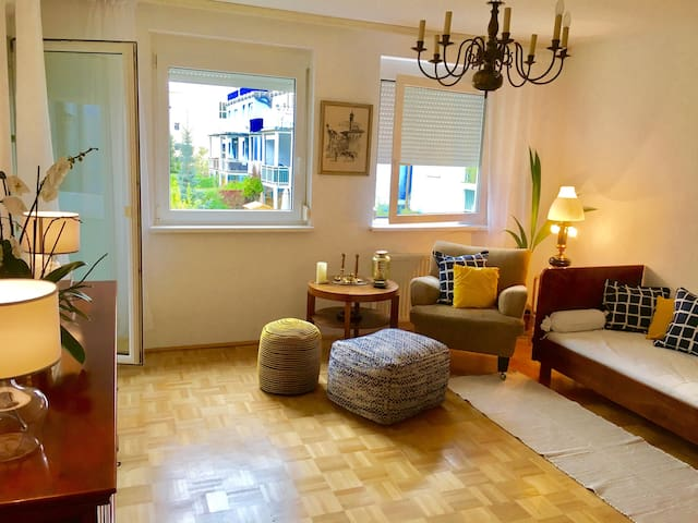 Sonnige Wohnung nahe dem Wörthersee - Klagenfurt am Wörthersee - Apartment
