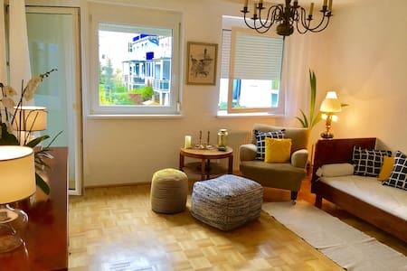 Sonnige Wohnung nahe dem Wörthersee - Klagenfurt am Wörthersee - Wohnung