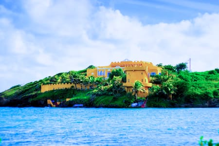 Azzurra Castle - Lance aux Epines - Willa