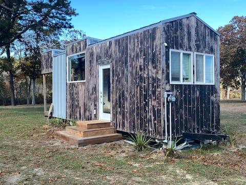 Tiny Home - Brand New - On a 40 Acre Preserve