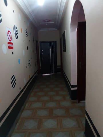 Very quiet environment