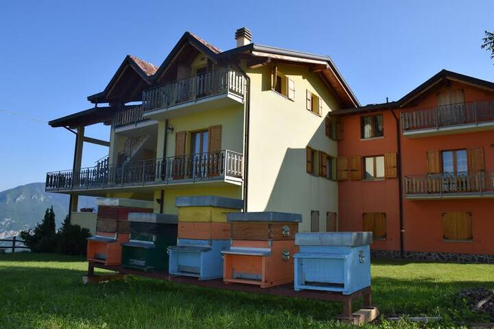 Ca' Nosent 2 - Pisogne - Lägenhet
