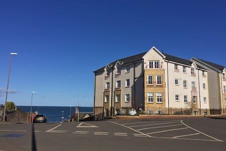 Two bedroom Dunbar seaside flat - Dunbar - Pis
