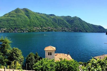 "Lake Como apartment ""La Madonnina 1"" - Moltrasio"