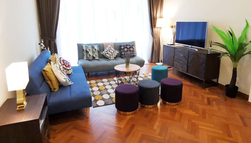 Hygge Living Marina Suites @ Straits Quay Penang 6