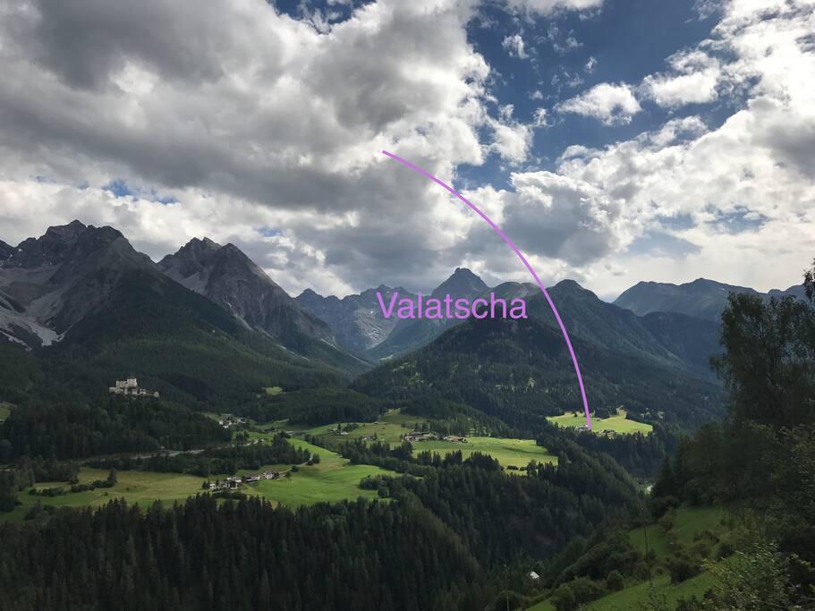 Valatscha (auch Vallatscha)