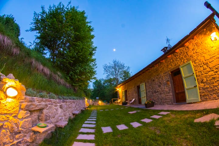 Casa Quattro Cuori 2 vivi la natura - Fiumalbo - Apartment