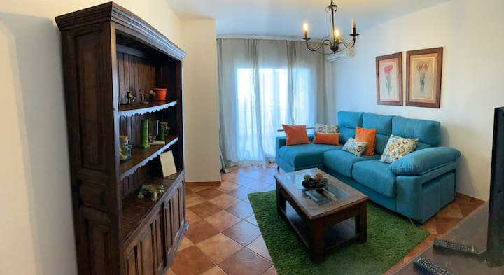 Apartamento Duplex   en el corazón de Mijas.