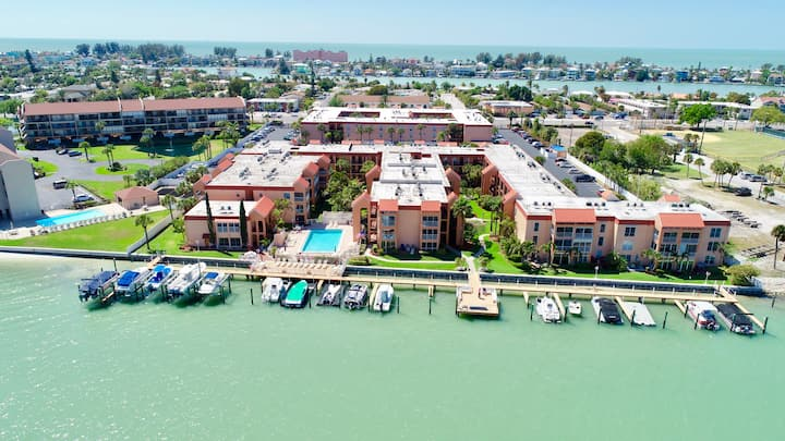 Boca Shores Waterside Retreat