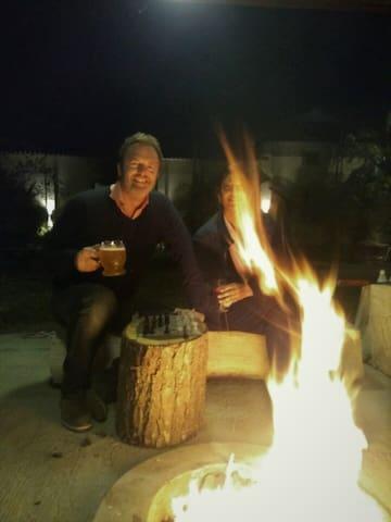 Bonfire/Games/ Evening Sitout @ Sapoi