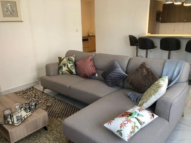 bel appartement meublé proche de la plage