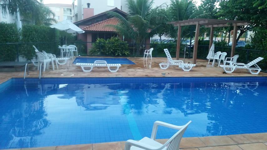 Lindo apartamento com vista privilegiada - Campinas - Apartment