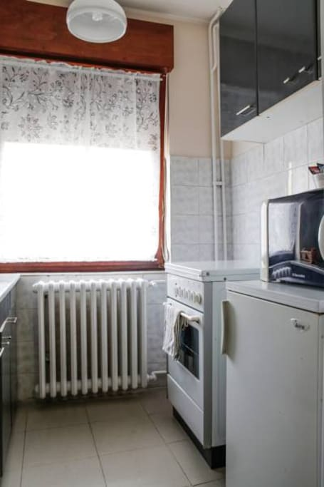 Kitchen ammenities