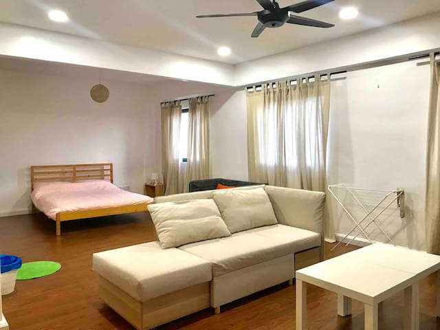 Entire Home~ Comfy Seaview STUDIO Malacca 2-4pax