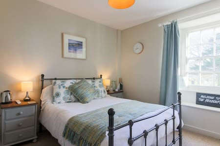 Queens Arms, Breage - Double Room - Breage - Bed & Breakfast