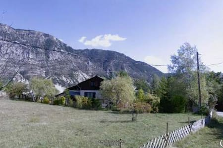 CHALET CONFORT - Thorame-Haute