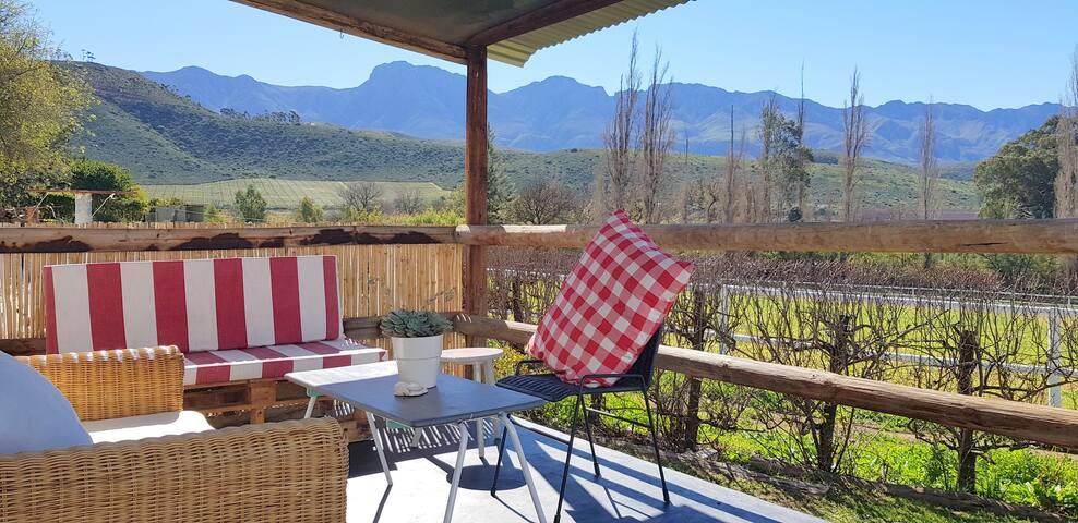 The perfect winelands escape