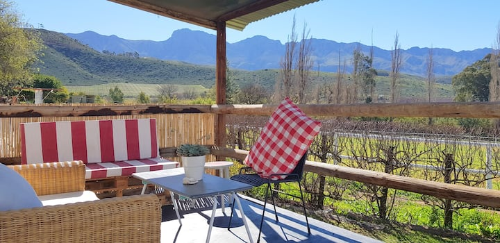 The perfect winelands escape