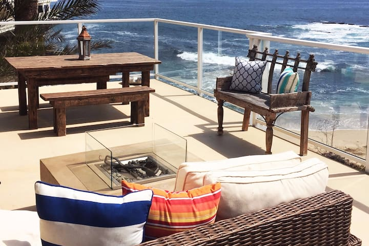 Stunning Beachfront Private Studio, Best Location! - Laguna Beach - Apartamento