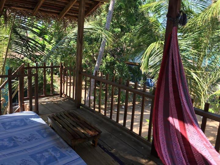 ARNES PLACE Triple Bed Bungalow with Terrace.