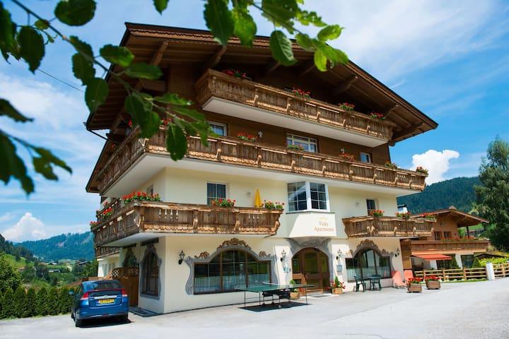 Luxurious Apartment in Wildschonau-Niederau with Sauna