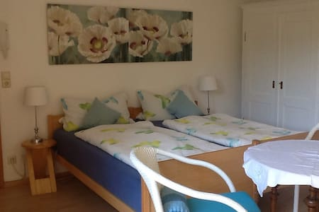 1 Room Apartment for Explorers - Buchenbach