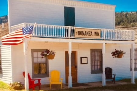 Historic Bonanza Inn Room 1 in Virginia City