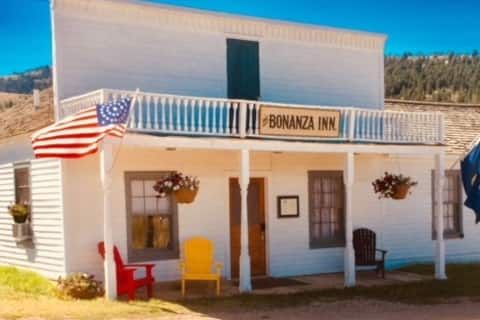 Historic Bonanza Inn Room 7 in Virginia City