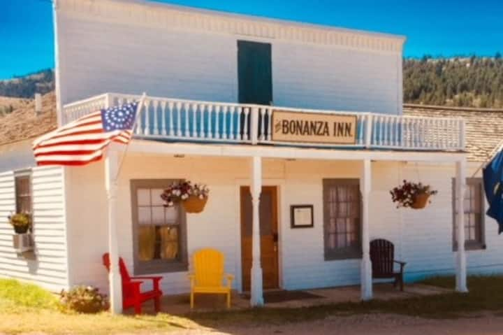 Historic Bonanza Inn Room 2 in Virginia City