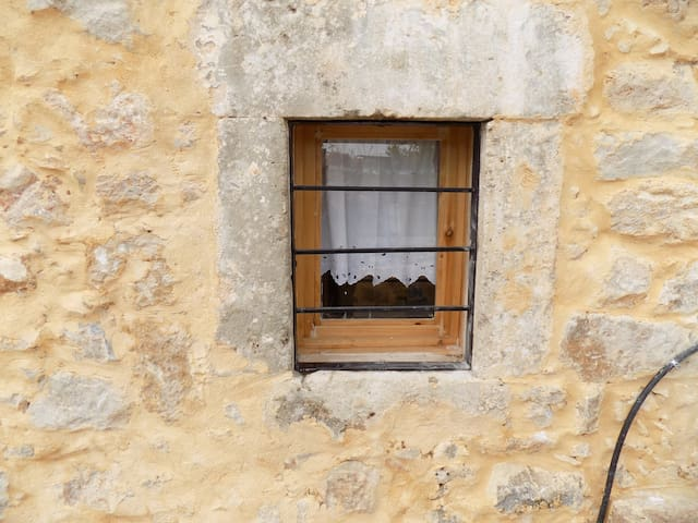 Traditional Stone House in the Heart of Kefalas